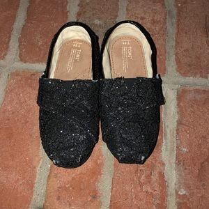 TOMS Toddler Shoes Size 11